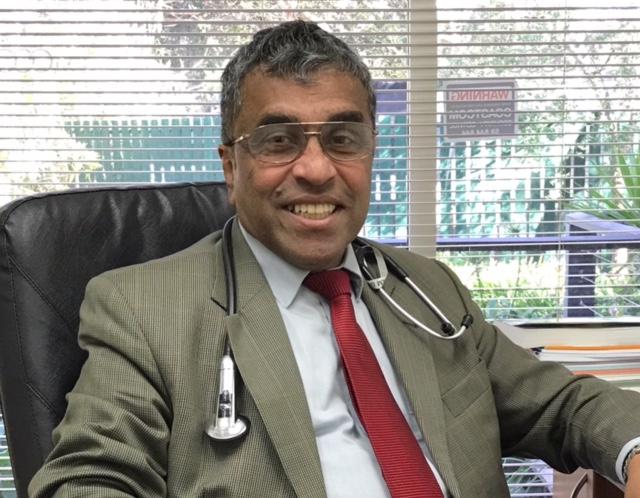 Dr Prakash Nayagam